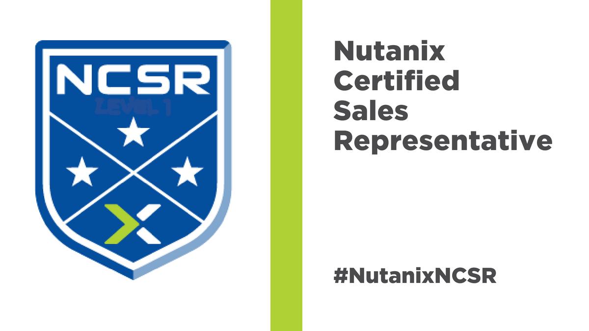 Sinapsi srl - System Integrator Perugia - ICT e Cyber Security - Sinapsi NUTANIX Scaler Partner NCSR Certificate
