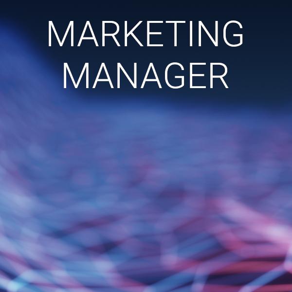 Posizione lavorativa MARKETING MANAGER